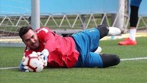 Roberto Jiménez ha puesto punto y final a su etapa en el Espanyol
