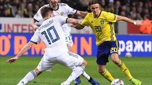 Rusia perdió el juego más importante del grupo