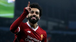 Mo Salah lleva 30 goles en la liga y 40 entre todas las competiciones
