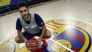 Stratos Perperoglou dejó de ser jugador del Barça Lassa