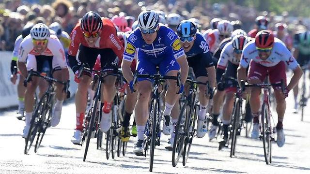 Tour de California: Jakobsen gana la cuarta etapa al sprint