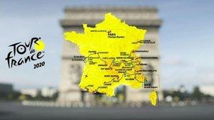 El Tour de Francia 2020 comenzará el 29 de agosto en Niza