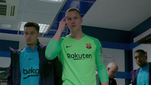El trailer de Matchday revela más secretos del Barça