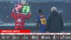 Umtiti tuvo que entrar por la lesión de Vermaelen
