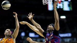 El Valencia dejó fuera al Barça de las semifinales