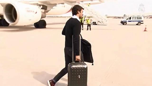 El viaje del Real Madrid a Alemania