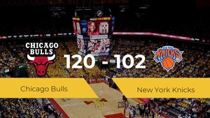 Victoria de Chicago Bulls ante New York Knicks por 120-102