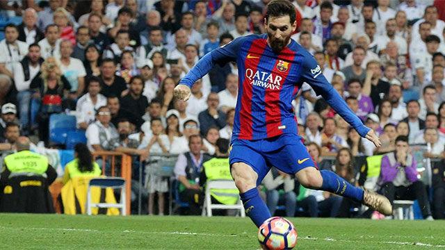 Video resumen: el gol de Messi en 360º