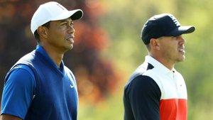 Woods y Koepka compartirán juego en Muirfield