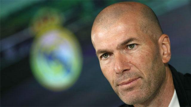 Zidane: Nadie está por encima de nadie