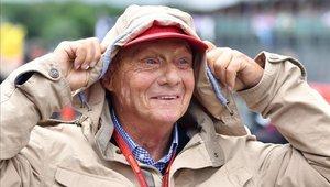 Niki Lauda fue uno de los máximos exponentes de la Fórmula 1
