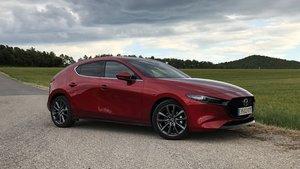 Nuevo Mazda 3.