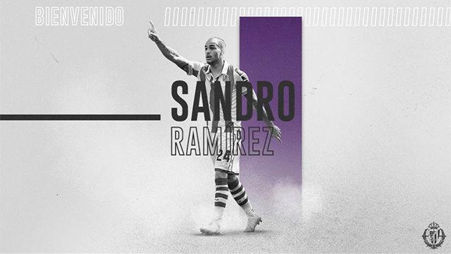 Sandro Ramírez estará un mes de baja