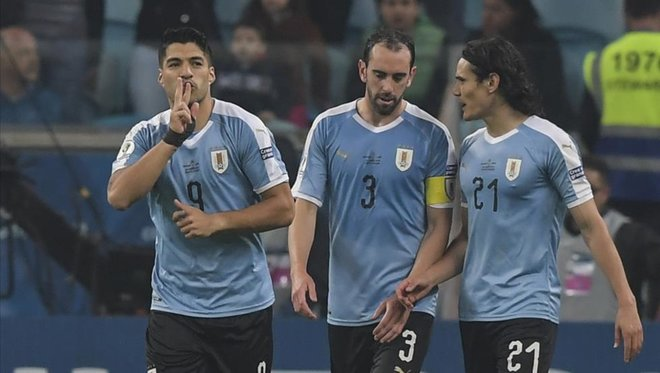 Selección de Uruguay: Godín, Suárez y Cavani vuelven a la convocatoria