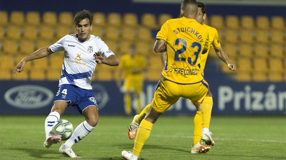 El Tenerife consigue un empate a cero ante el Alcorcón
