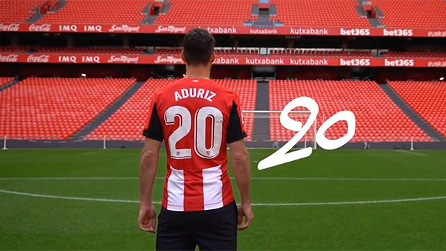 Aduriz renueva con el Athletic