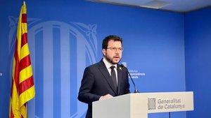 Aragonès cree que se puede realizar la moción de censura