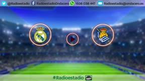 Así narró la radio el gol de Odegaard en el Bernabéu