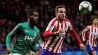 Atlético de Madrid venció 2-0 a Lokomotiv de Moscú