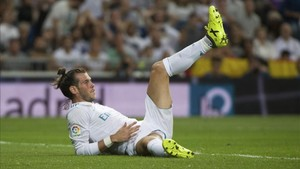 Bale no ha entrado con buen pie esta temporada