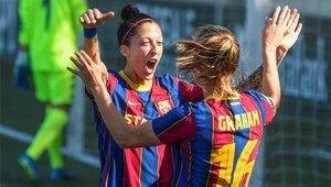 El Barça Femenino, con ocho representantes en el equipo de la UEFA