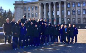 El Barça vivió una aventura en Krasnodar