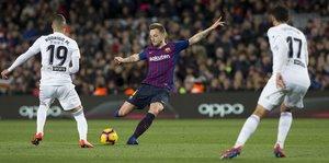FC Barcelona, 2 - Valencia CF, 2