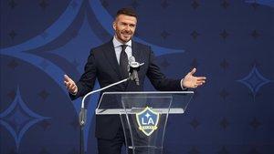 Beckham quiere refuerzos de lujo para su Inter Miami
