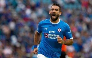 Cauteruccio fue muyr criticado en la última temporada con el Cruz Azul