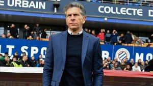 Claude Puel no acepta la decisión del Saint Étienne