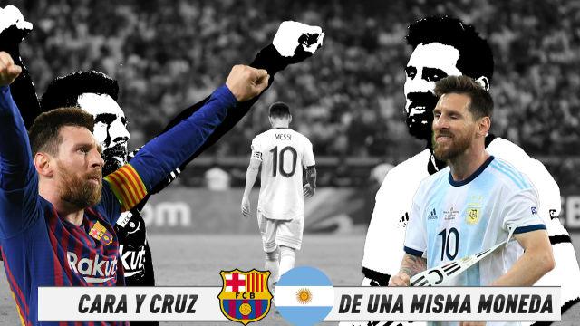 La cruz de Messi con Argentina, 14 años sin conquistas