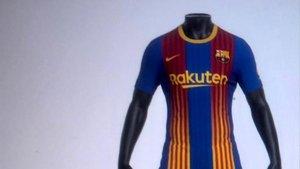 La cuarta camiseta del Barça de la temporada 2020-21