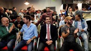 La Cultural Leonesa tras conocer que su rival será el Barça