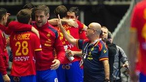 España busca la final