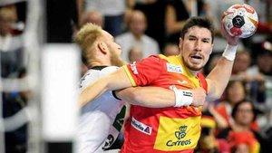 España cayó en la tanda de penaltis