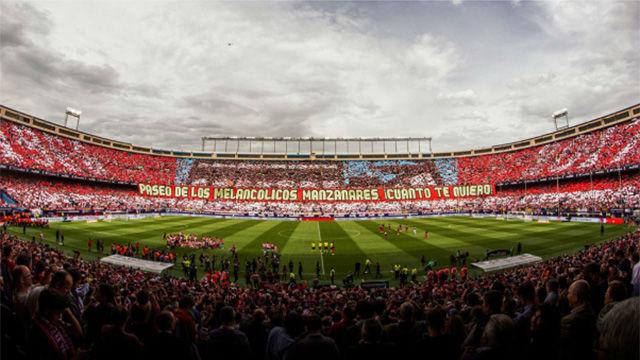 El espectacular mosaico en el Calderón