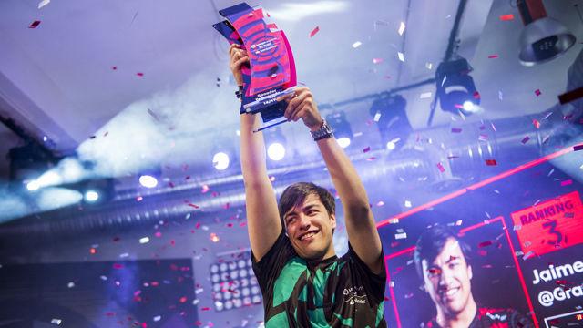 Gravesen, campeón del Virtual LaLiga eSports Santander