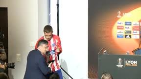 Griezmann, MVP de la Europa League