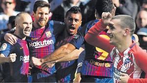 Griezmann ya sabe que el vestuario del Barça lo recibirá con los brazos abiertos