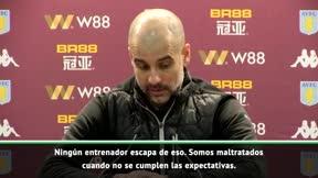 Guardiola: Valverde no se merece eso
