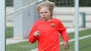 El hijo de Gudjohnsen marca su primer gol en la Serie B