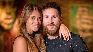 Los años también pasan por Lionel Messi y Antonela Roccuzzo
