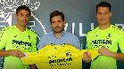 Los nuevos jugadores del Villarreal pasan revisión médica