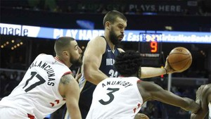 Marc Gasol sufrió otra derrota en la NBA