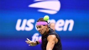Nadal, actual campeón del US Open