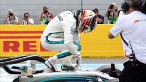 Nueva pole de Hamilton, dominador en Paul Ricard