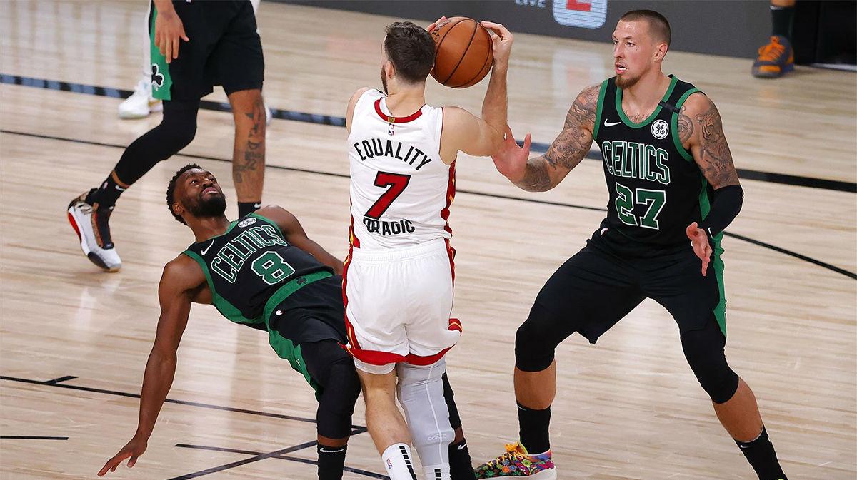 Nueva victoria de Miami Heat frente a los Celtics (101-106)