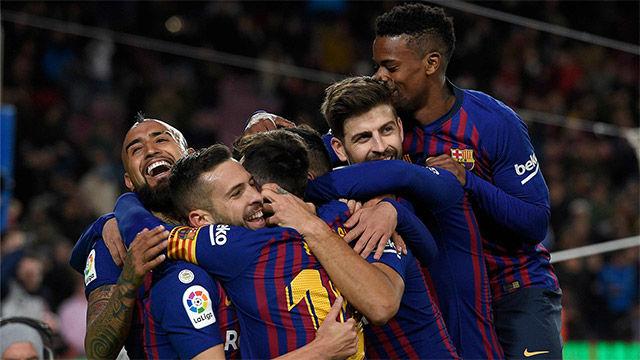 La OBRA de ARTE del Barça en el 6-1 al completo: ¿El mejor gol colectivo de la última década?