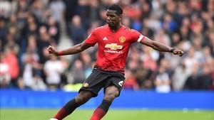 Pogba seguirá en el Manchester United esta campaña