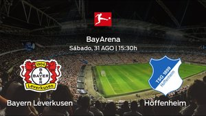 Previa del encuentro: el Bayern Leverkusen recibe en su feudo al Hoffenheim